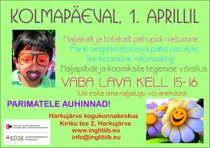 1. aprill